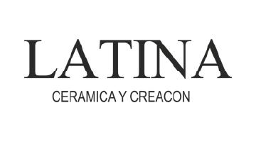 Latina ceramica logo